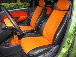Автомобильные чехлы для сидений.