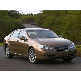Lexus представляет модель ES