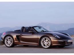 Премьера автомобиля Porsche Boxster.
