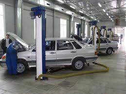 Техническое обслуживание автомобиля.