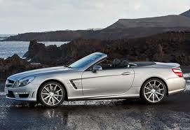 Новый Mercedes SL на подходе