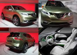 Как будет выглядеть новый Nissan Qashqai 2014