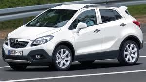 Новинка Opel Mokka