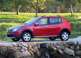 Новинка от Renault Sandero Stepway