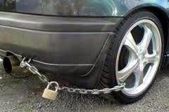 Как избежать угона автомобиля