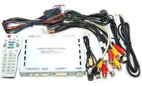 Видео интерфейсный адаптер – Транскодер.