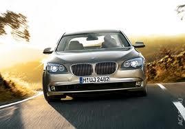 Спортивная семерка от BMW