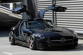 Mercedes-Benz SLS AMG Series
