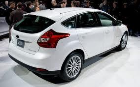 Авто новинки Ford Focus Electric-реальное будущее...