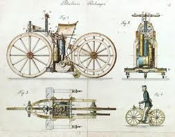Конструктор первого автомобиля...