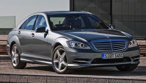 Анонс нового Mersedes-Benz S-класс