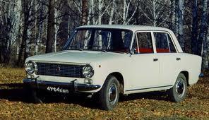 История ВАЗ-2101...