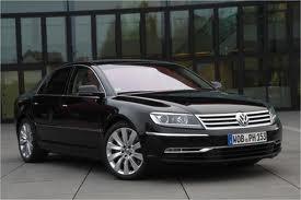 Обзор авто новинки Volkswagen Phaeton...
