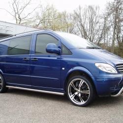 Mercedes Benz Vito – машина для деловых людей