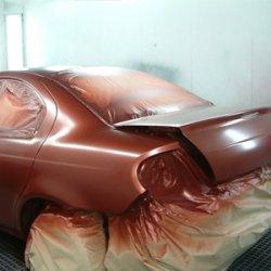 Как самому покрасить машину?
