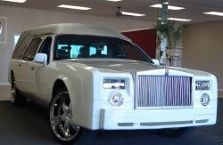 Обзор первого катафалка Rolls-Royce Phantom
